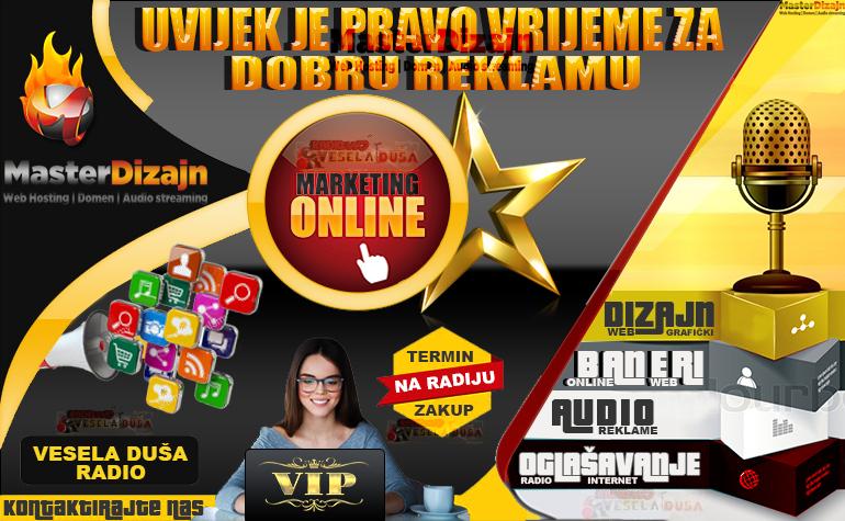 Vesela Dusa | Marketing